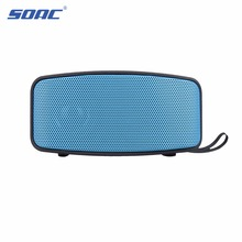 Transportable Wi-fi Bluetooth Audio system Out of doors Speaker Sound System 3D Stereo Music Encompass Assist TF AUX USB FM Radio