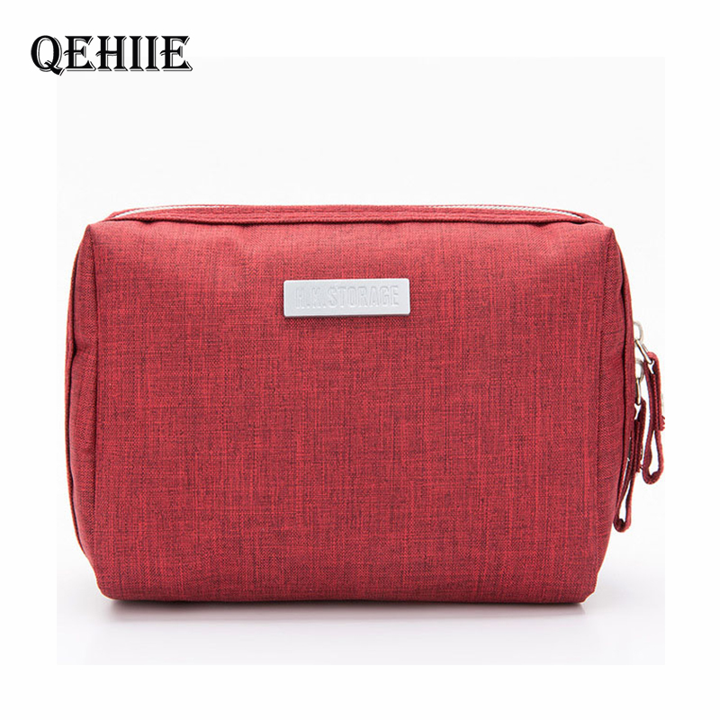 Cosmetic Cases Makeup-Bag Wash-Pouch Multifunction-Organizer Travel-Necessity Beauty