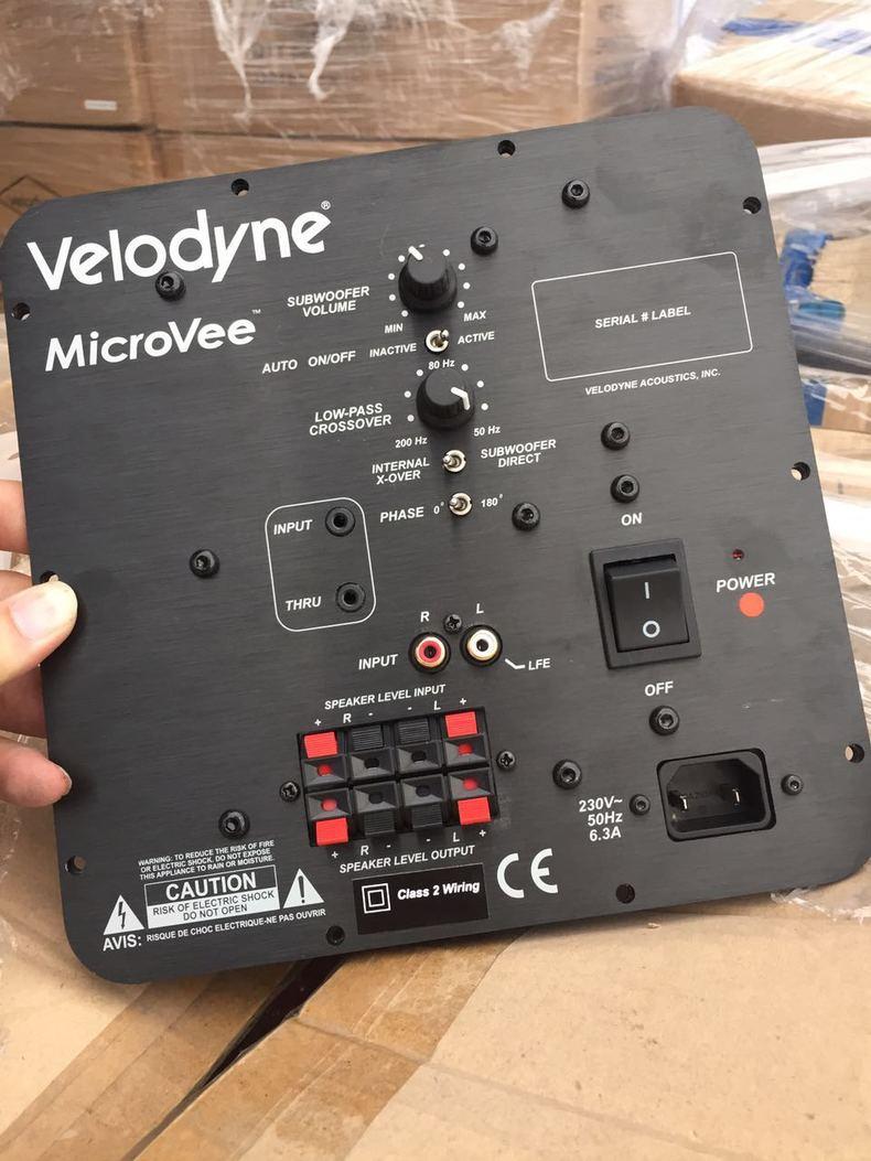 Digital Audio Subwoofer Amplifier Board TMS320 C2000 Class D 1000W RMS Subwoofer Board For IPod PC Amplificador Subwoofer Module