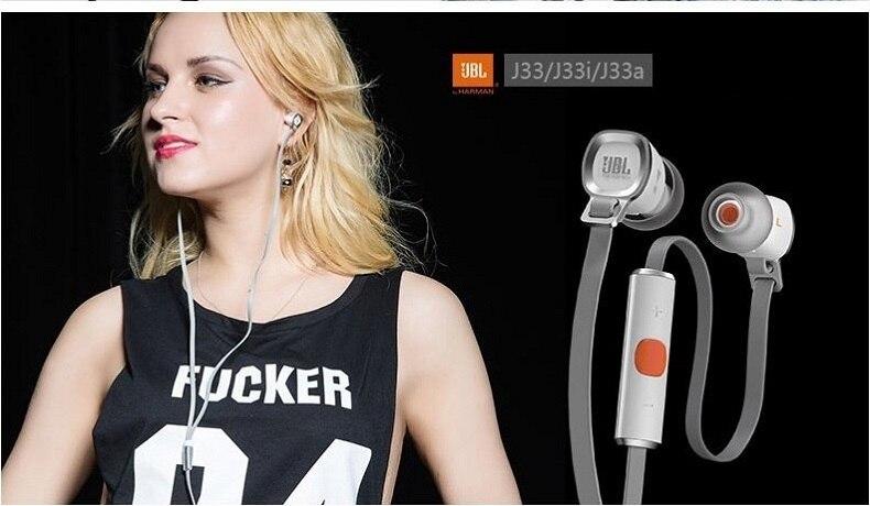 New Original JBL J33a Fashion Best Bass Stereo Earphone New  JBL J33a Fashion Best Bass Stereo Earphone HTB1ClvnPpXXXXcYXVXXq6xXFXXXr