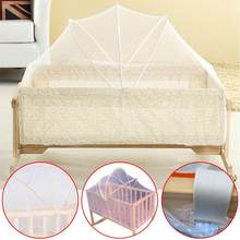 Bedding Sets Home & Garden Sweet Baby Bed Mosquito Net Baby Tent Foldable Portable Safety Multi-function Suitable For Babies From 0 To 18 Months #84448