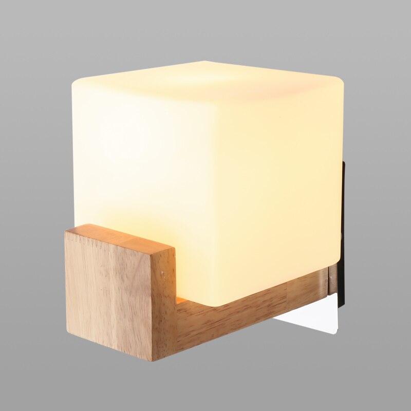 Sodobna in pogodbena stenska svetilka spalnice glava postelje sladko - Notranja razsvetljava - Fotografija 4