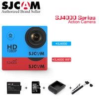 100 Original SJCAM SJ4000 Series 1080P HD 2 0 Screen Sj Cam SJ4000 SJ4000 WIFI Action