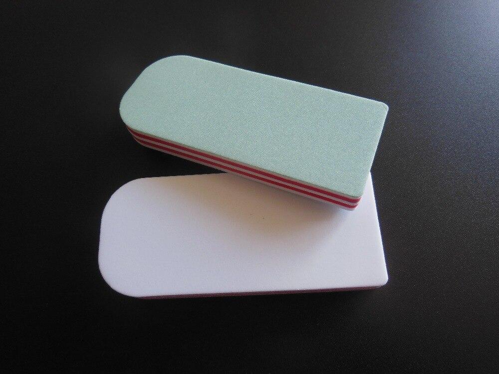 50 pcs magic nail buffer block 2 step nail file nail art tool nail ...