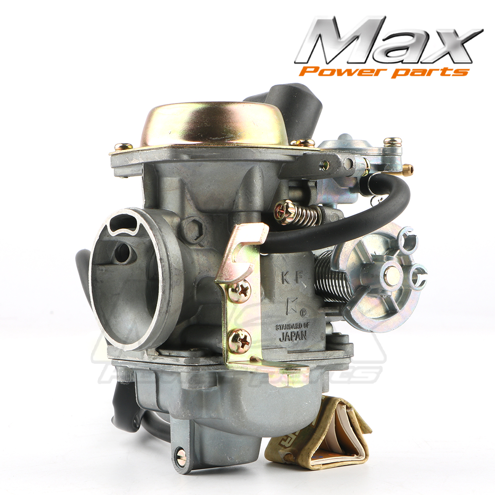 NEW 250CC CARBURETOR CARB CA11 GO KART QUAD ATV SCOOTER 250 Hammerhead GT GTS SS 250cc For CH125 CH150 CH250 CF250 CN250 E goofit cylinder kit for honda elite ch250 helix cn250 baja hammerhead roketa zongshen chinese water cooled 250cc atv dirt bike