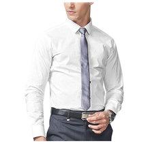 Shenrun Men Shirts Custom Made Long Sleeve Tailor Made Business Shirt For Man Tailored Wedding White Blue Green Black Red Violet