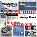 2017 auto repair software all data 1TB HDD 10.53 alldata and mitchell software 2015 full set 47in 1tb new usb hard disk Best