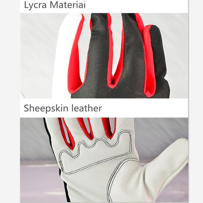 Image 5 - Boodun Men Women Horse Riding Gloves Equestrian Training Golf Breathable Leather Gloves Riding Equestrian Sports Gloves-in Riding Gloves from Sports & Entertainment