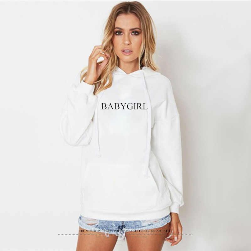 e066867ca16c Detail Feedback Questions about BABYGIRL crewneck hoodies women ...