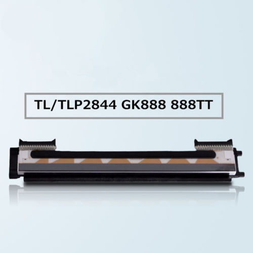 US $30 0 |New Printer Head Printhead For Zebra TLP2844 LP2844 888 2844  GC420D GC420T 203dpi Barcode Printe-in Printer Parts from Computer & Office  on