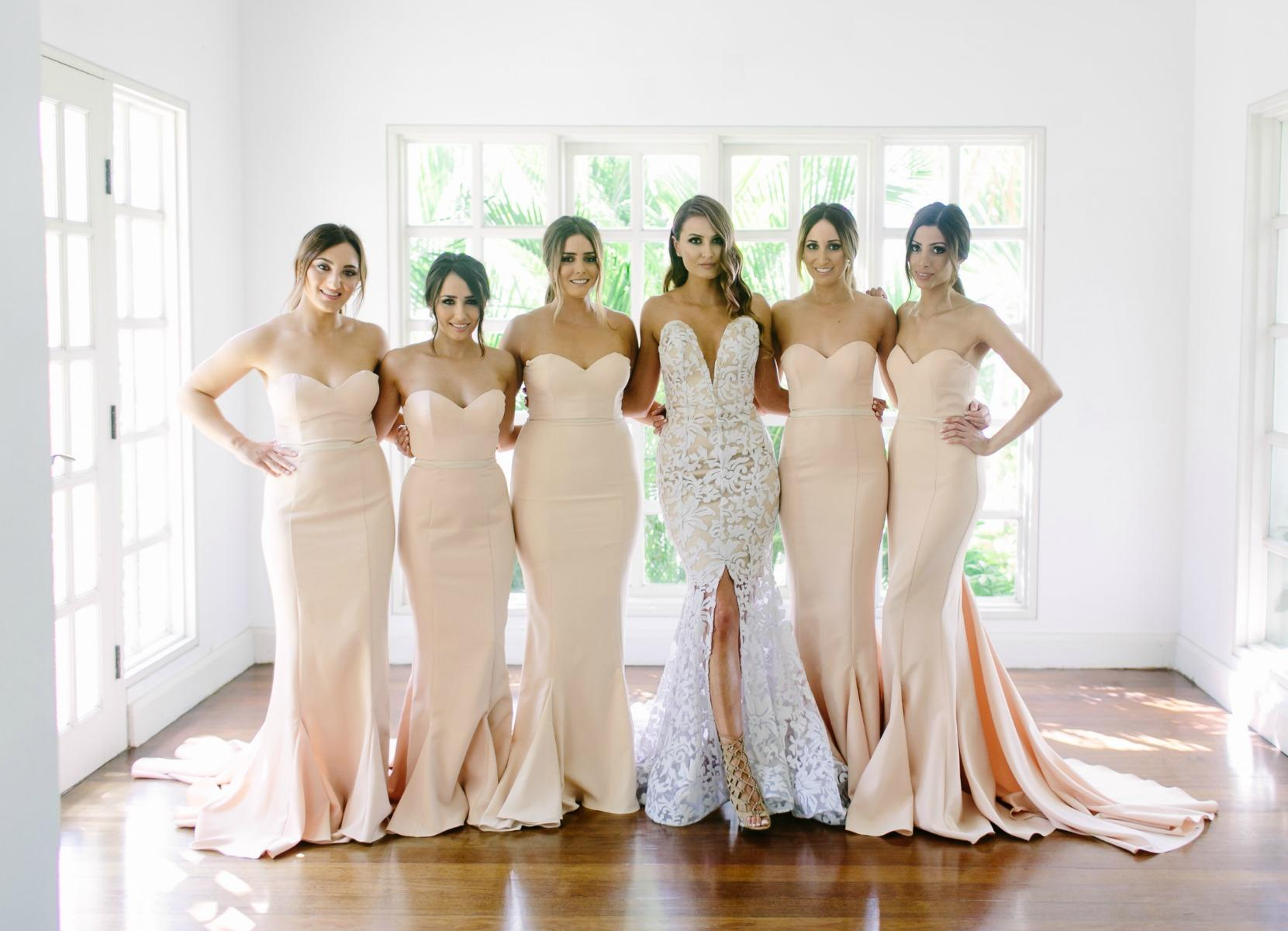 Online Buy Wholesale b2 bridesmaid dresses from China b2 ...