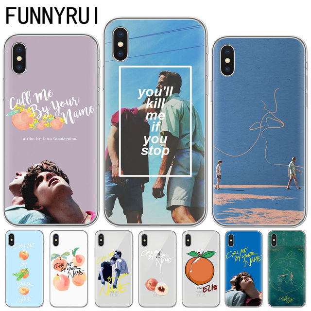 coque iphone 8 plus your name