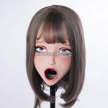KIG751) кигуруми BJD кроссдресс Косплей специальная настраиваемая маска кроссдрессер кукольная маска