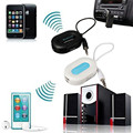 Universal Multi-function Bluetooth 3.0 Music Receiver 3.5mm Adapter AUX Car Speaker