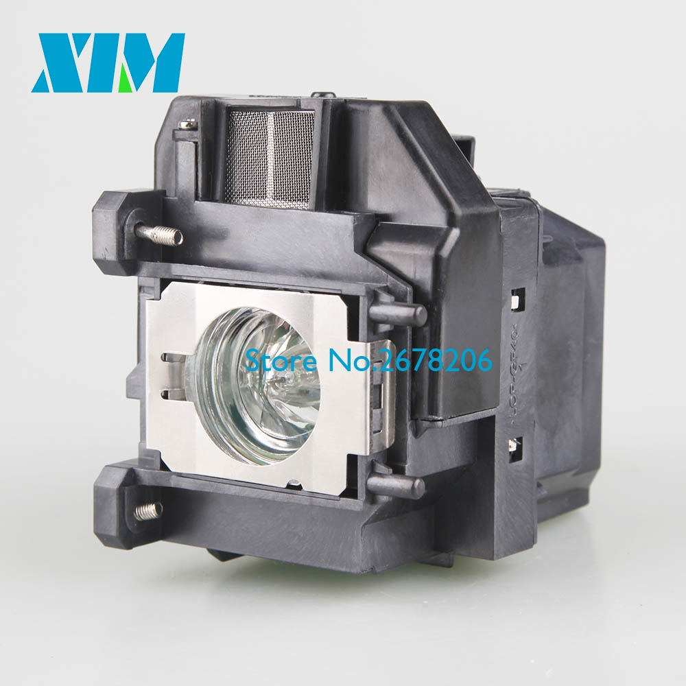 Replacement Projector Lamp For Epson EB-X02 EB-S02 EB-W02 EB-W12 EB-X12 EB-S12 EB-X11 EB-X14 EB-W16 EX5210 V13H010L67 ELPL67