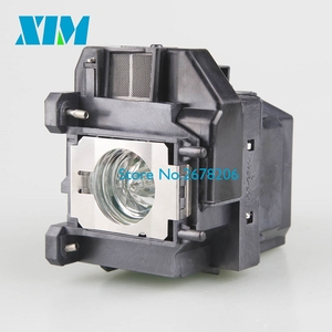 Image 1 - Replacement Projector lamp for Epson EB X02 EB S02 EB W02 EB W12 EB X12 EB S12 EB X11 EB X14 EB W16 EX5210 V13H010L67 ELPL67