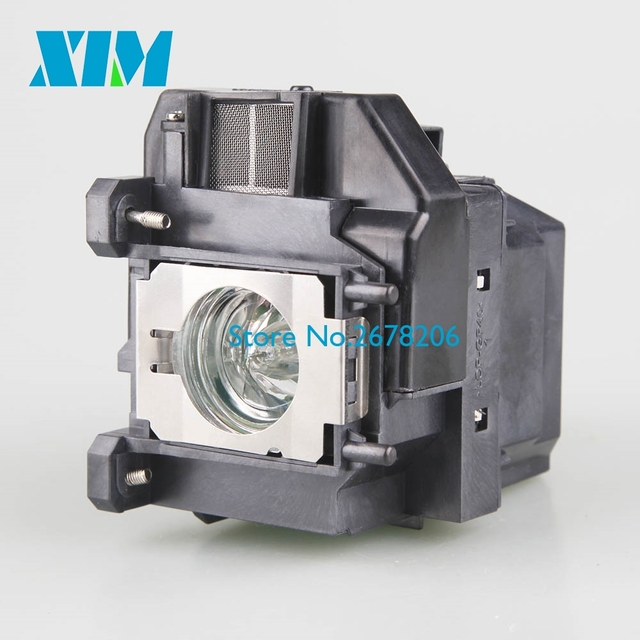 Replacement Projector lamp for Epson EB X02 EB S02 EB W02 EB W12 EB X12 EB S12 EB X11 EB X14 EB W16 EX5210 V13H010L67 ELPL67