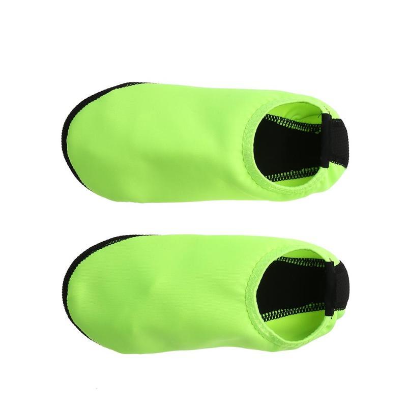 1 Para Wasserdichte Strand Tragen Haut Schuhe Erwachsene Kind Socken Yoga Übung Strand Pool Schwimmen Nicht Slip Surfen Tauchen Bootfahren Schuhe Kataloge Werden Auf Anfrage Verschickt