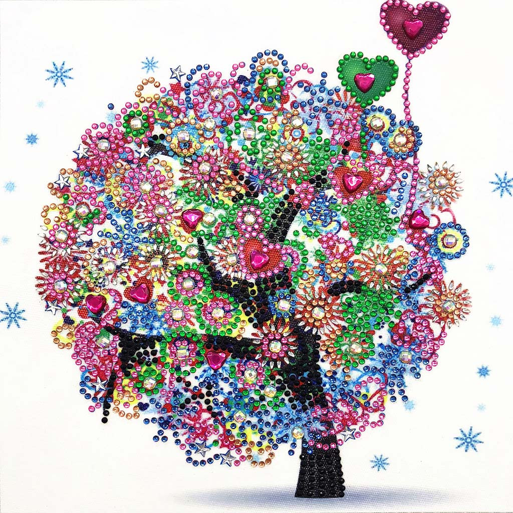 5D Embroidery Paintings Rhinestone Pasted DIY Diamond Painting Cross Stitch Home
