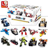 0591 323 stücke Fahrzeug Konstruktor Modell Kit Blöcke Ziegel Spielzeug für Jungen Mädchen