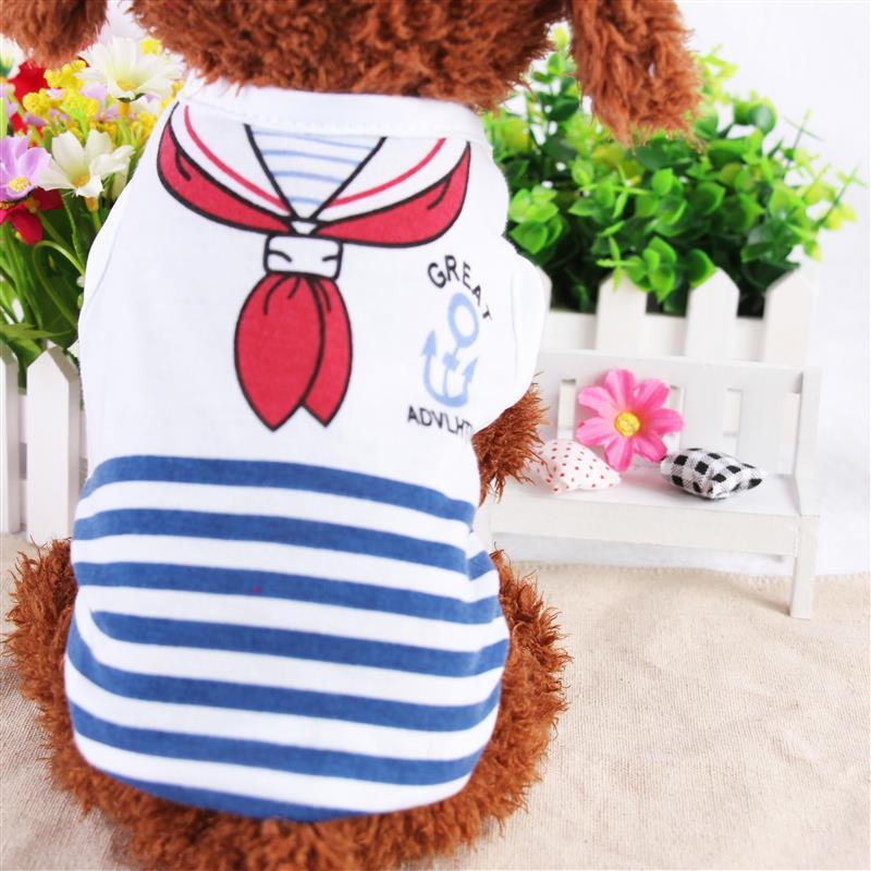 Girl Pet Dog Clothes Dress Puppy Shirt Vest Costume Apparel for yorkie Schnauze