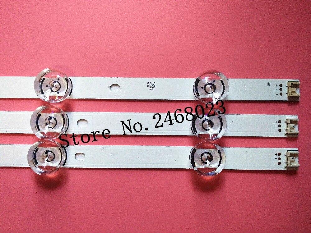 100%new 59cm LED backlight 6lamp for LG 32TV 32MB25VQ 6916l-1974A 1975A 1981A lv320DUE 32LF5800 32LB5610 innotek drt 3.0 32