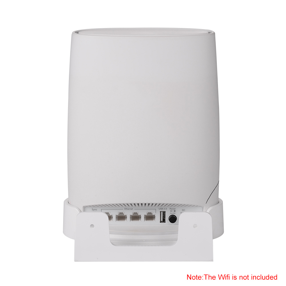 US $15 54 46% OFF|Wall Mount Holder for Orbi RBK50 AC3000, RBS50, RBS40,  RBK40 AC2200 Home WiFi System (2 Pack)-in CCTV Accessories from Security &