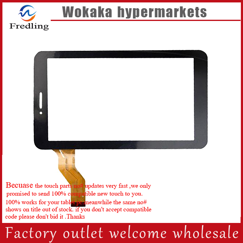 New For 7 Irbis TX21 TX22 / Irbis TX24 TX44 3G Tablet Touch Screen Touch Panel digitizer glass Sensor Replacement Free Shipping tempered glass protector new touch screen panel digitizer for 7 irbis tz709 3g tablet glass sensor replacement free ship