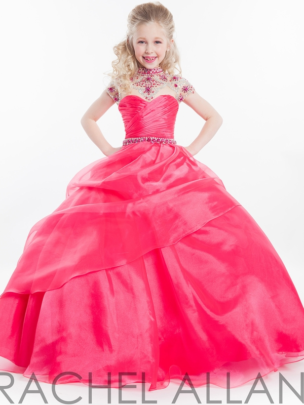 Popular Pageant Dresses Girls Size 14-Buy Cheap Pageant Dresses ...
