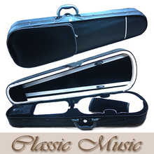 Seattle Triangle Violin  Case (Triangle ). Classic Black Violin Case. The case is free upgrading if you buy a violin.