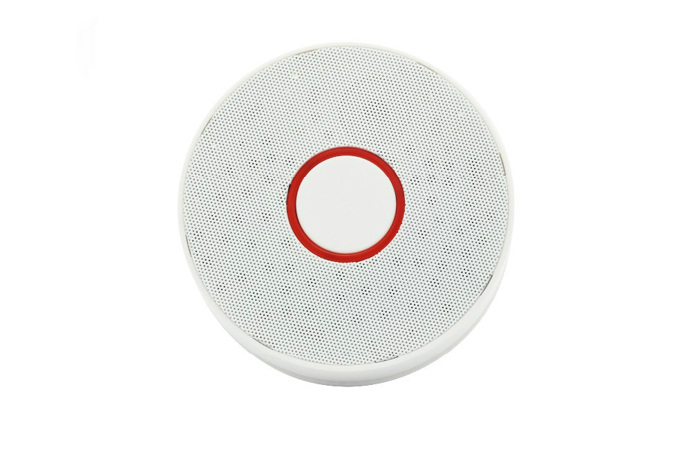 Built In Lithium Battery Independent Smoke Detector Smoke Alarm Fire Alarm