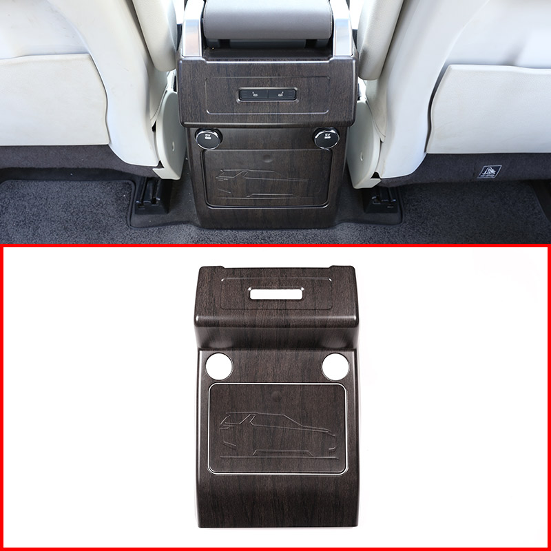 2018 Land Rover Discovery Interior: Oak Wood Grain For Land Rover Discovery 5 HSE LR5 2017