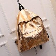 Женщины Рюкзак Голограмма Рюкзак Лазерная рюкзаки голографическая Рюкзак Mochila holografica ITA сумка рюкзаки для девочек-подростков