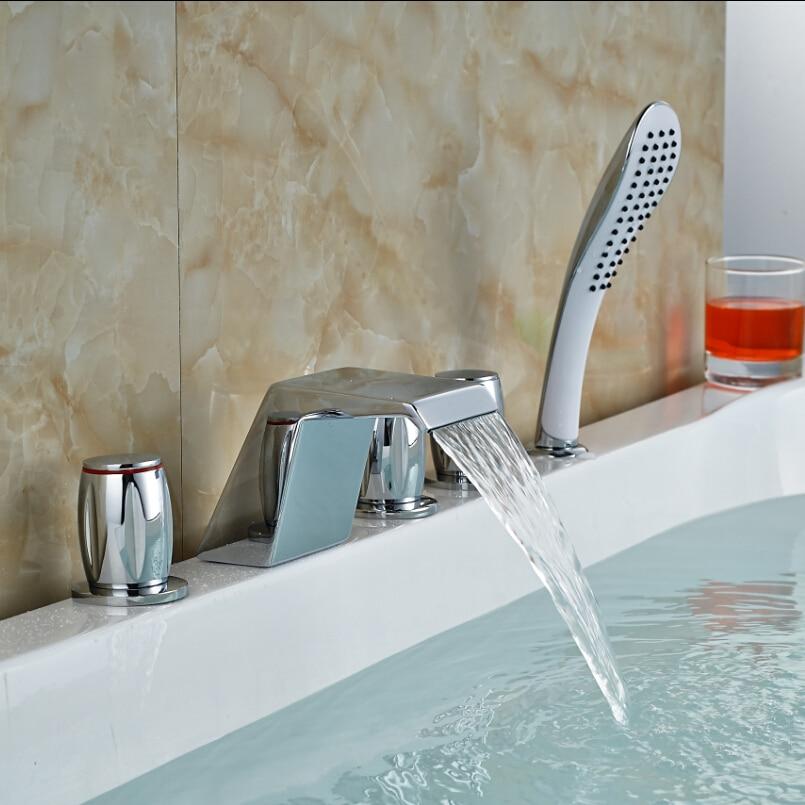 Badewanne Und Dusche Armaturen Werbeaktion-Shop für Werbeaktion ... | {Wandarmaturen badewanne 6}