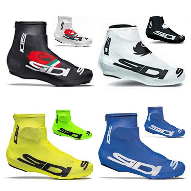 CKAHSBI Unisex Dustproof Cycling Overshoes Bicycle Cycling Overshoes Shoe Cover MTB Bike Shoes Cover Sports Accessories Cover
