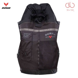 Image 1 - Motorcycle air bag vest Duhan air bag vest moto racing professional advanced air bag system motocross protective airbag cylinder