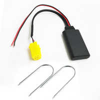 6Pin Biurlink Per Fiat grande punto Alfa Stereo MINI ISO Adattatore Audio Bluetooth Radio Bluetooth AUX-IN Cablaggio