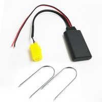 Biurlink pour Fiat Grande Punto Alfa stéréo MINI ISO 6Pin Bluetooth adaptateur Audio Radio Bluetooth AUX-IN câblage
