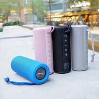 Wireless TWS Bluetooth Speaker with Stereo Superior HD Sound and Bass, Portable 16W IPX6 Waterproof Mini Subwoofer Speaker