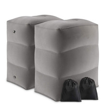 2 шт. надувная подушка для ног для детей ясельного возраста, регулируемая подушка для ног