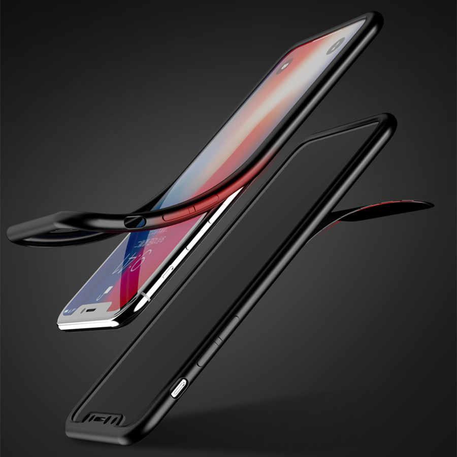 360 completa de TPU funda de silicona suave para Xiaomi RedMi 6A 5A 4X S2 5 Plus Mi F1 A2 Lite A1 6X5X8 SE nota 3 MAX 2 5C Fundas