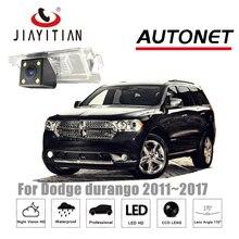 JIAYITIAN заднего вида Камера для Dodge Durango/CCD/Ночное видение/Обратный Камера/Backup номерной знак Камера