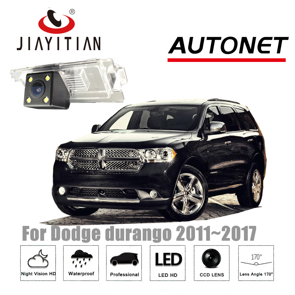 JIAYITIAN Rear View Camera For Dodge Durango /CCD/Night Vision/Reverse Camera/Backup License Plate Camera