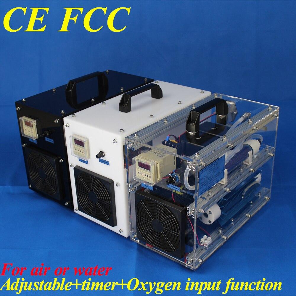 CE EMC LVD FCC portable o3 machine ce