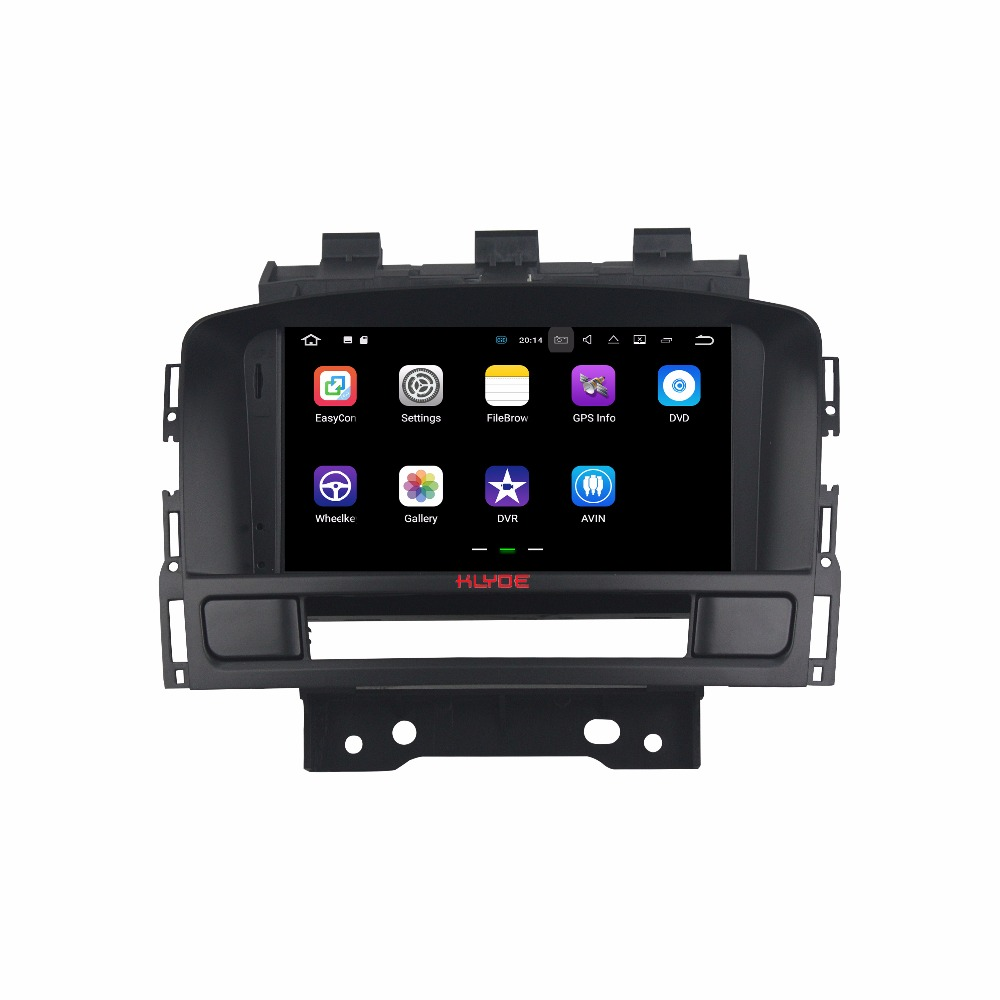 KLYDE 2 Din 7″ Separate Android 7.1 Car Multimedia Player For BUICK Excelle GT/XT 2011-2012 Car Radio Stereo DVD Player Audio