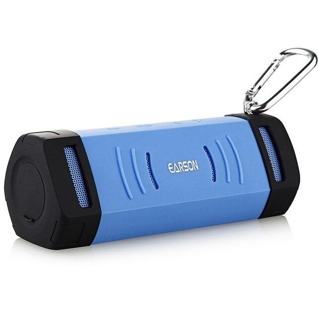 Оригинальный EARSON Bluetooth Динамик ER-160 Портативный Беспроводной Стерео Bluetooth Спикер Водонепроницаемый Динамик Открытый Для iPhone