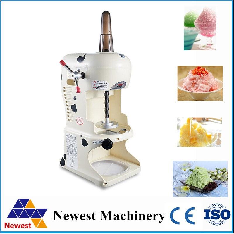 shaver machine manual