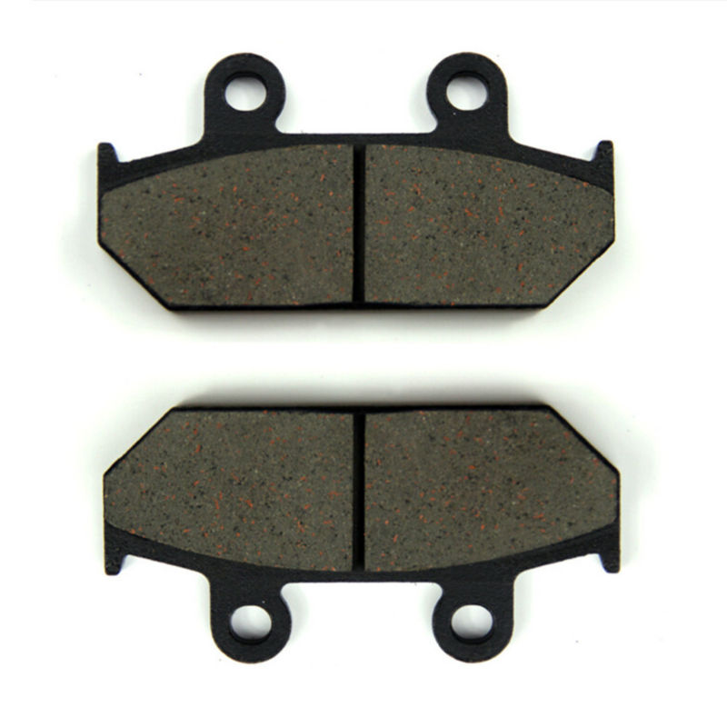 SOMMET Motorcycle Rear Brake Pads Disks 1 pair for <font><b>Suzuki</b></font> AN 650 <font><b>Burgman</b></font>/Executive (AK/AL/ZL) (ABS) (04-16) <font><b>AN650</b></font> LT412 image