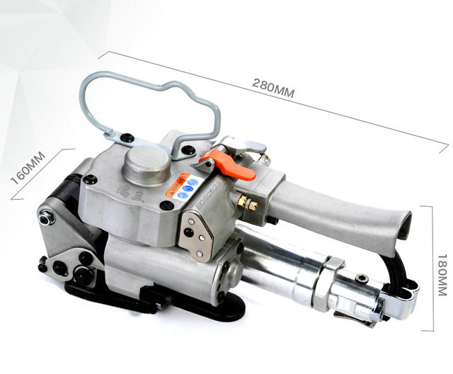 A19/A25 pneumatic strapping tools,portable strapping machine,melt strapping machine,PET / PP width 13-19mm/19-25mm