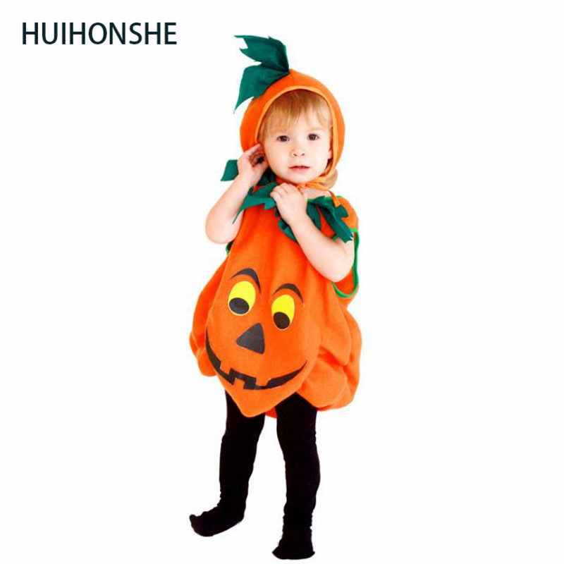 31808024b6f US $14.1 35% OFF|Free Shipping Boys Girls Kids Pumpkin Costumes Halloween  Christmas Carnival Fancy Dress for Children Masquerade Cosplay Clothes on  ...